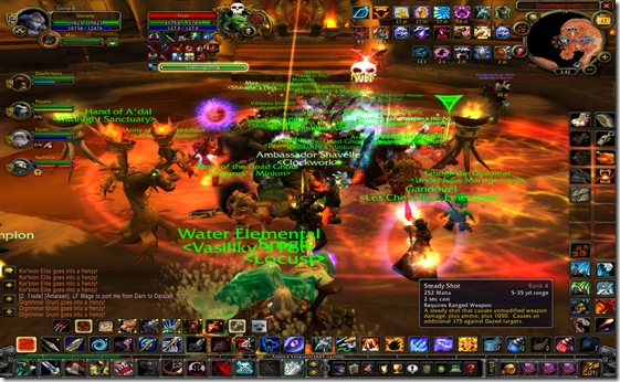 Taking Down Thrall