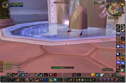 dalaran fountain