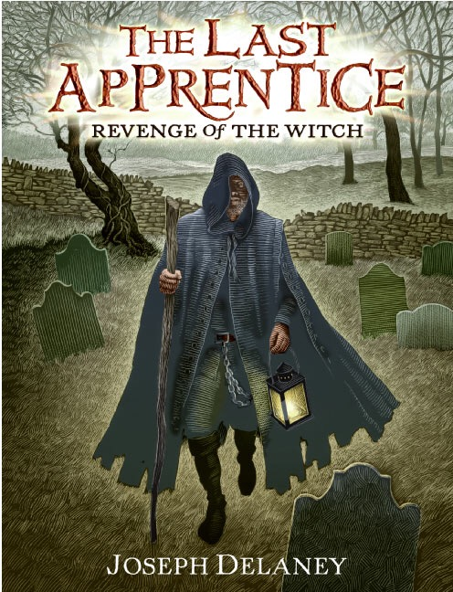 Currently Reading: The Last Apprentice by Joseph Delaney