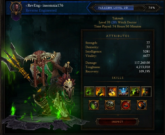 d3 s11 witch doctor